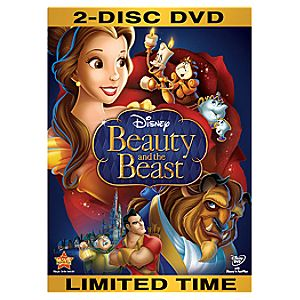 Pre-Order Beauty and the Beast 2-Disc DVD