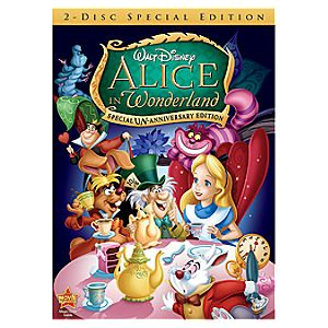 Pre-Order Alice in Wonderland: Special Un-Anniversary Edition 2-Disc DVD