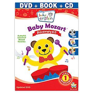 Baby Einstein Baby Mozart Discovery Kit