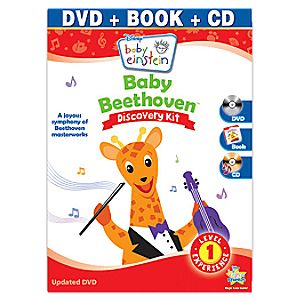 Baby Einstein Baby Beethoven Discovery Kit
