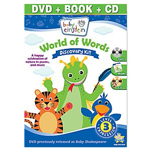 Baby Einstein World of Words Discovery Kit
