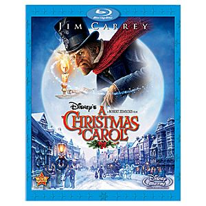 Pre-Order Disneys A Christmas Carol Blu-ray Disc