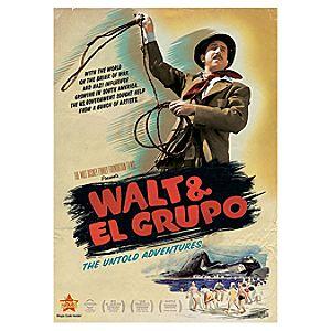Pre-Order Walt & El Grupo DVD
