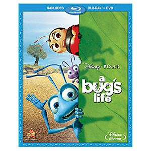 2-Disc A Bugs Life Blu-ray and DVD Combo Pack