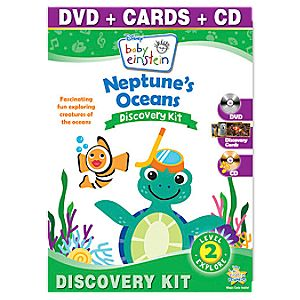 Pre-Order Baby Einstein Neptunes Oceans Discovery Kit
