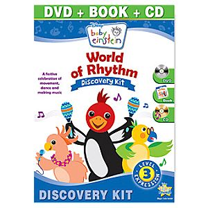 Pre-Order Baby Einstein World of Rhythm Discovery Kit