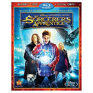 Pre-Order The Sorcerers Apprentice 3-Disc Combo Pack Blu-ray (Blu-ray + DVD + DisneyFile*)