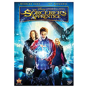 Pre-Order The Sorcerers Apprentice DVD