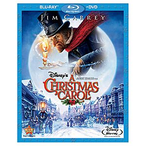 Pre-Order A Christmas Carol Blu-ray and DVD Combo Pack