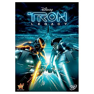 Pre-Order TRON: Legacy DVD