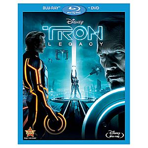 Pre-Order 2-Disc TRON: Legacy Blu-ray and DVD Combo Pack
