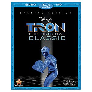 2-Disc Special Edition TRON: The Original Blu-ray and DVD