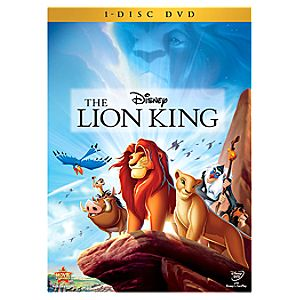 Pre-Order The Lion King DVD