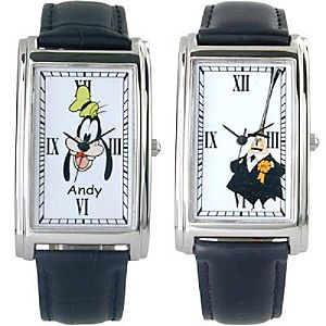 Customized Alice in Wonderland Large Watch for Adults