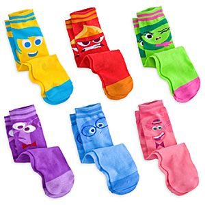 Disney•Pixar Inside Out Sock Set
