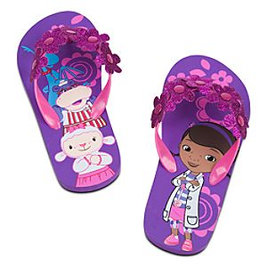 Doc McStuffins Flip Flops for Girls
