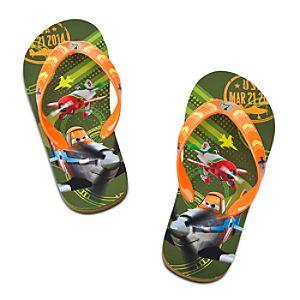 Planes Flip Flops for Boys
