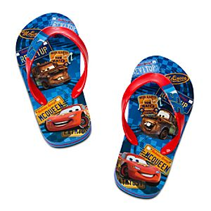 Cars Flip Flops for Boys