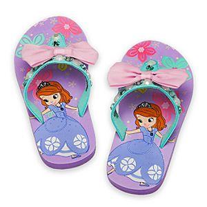 Sofia Flip Flops for Girls
