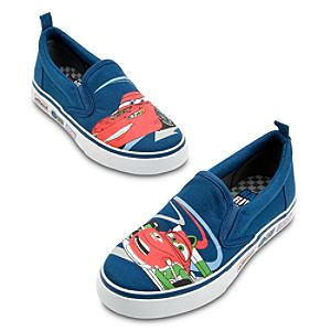 Slip-On Cars 2 Sneakers for Boys