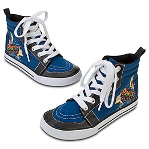 Get This Party Started High-Top Phineas and Ferb Sneakers for Boys