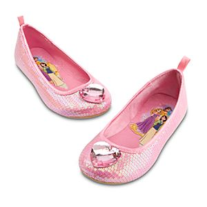 Ballet Flat Disney Princess Shoes for Girls