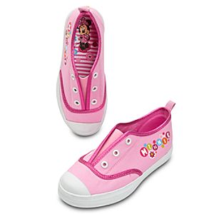Slip-On Minnie Mouse Sneakers for Girls