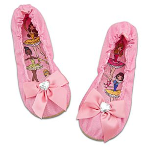 Jewel Ballet Disney Princess Shoes for Girls