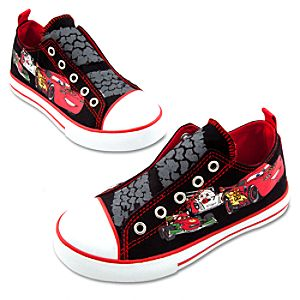 Lightning McQueen Sneakers for Boys