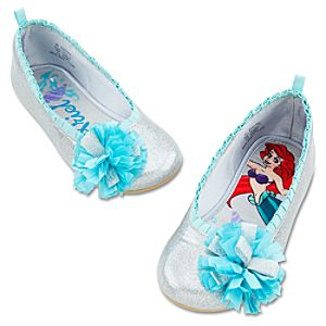 Ballet Flat Ariel Shoes for Girls