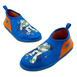 Buzz Lightyear Swim Shoes for Boys