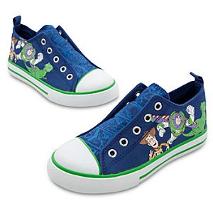 Slip-On Toy Story Sneakers for Boys