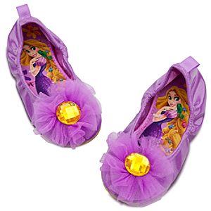 Ballet Flat Rapunzel Shoes for Girls