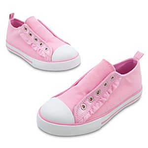 Slip-On Disney Princess Sneakers for Girls