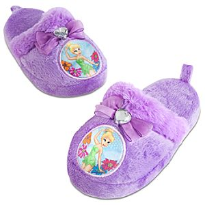 Tinker Bell Slippers for Girls