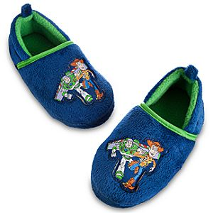 Toy Story Slippers for Boys