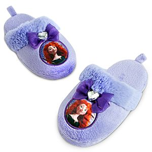 Merida Slippers for Girls