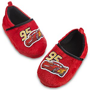 Lightning McQueen Slippers for Boys