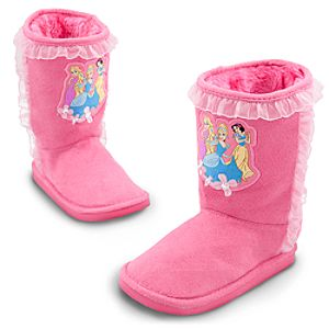Disney Princess Boots for Girls