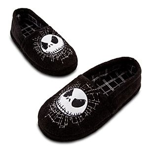 Jack Skellington Slippers for Men