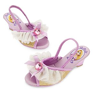 Rapunzel Slippers for Girls