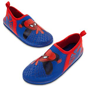 Spider-Man Swim Shoes for Boys