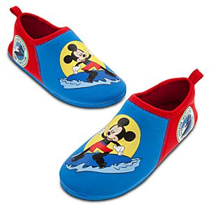 Mickey Mouse Swim Shoes for Boys