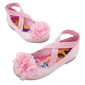 Disney Princess Ballet Flat Shoes for Girls