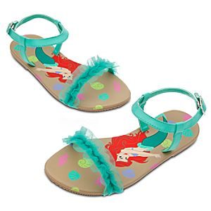 Ariel Sandals for Girls