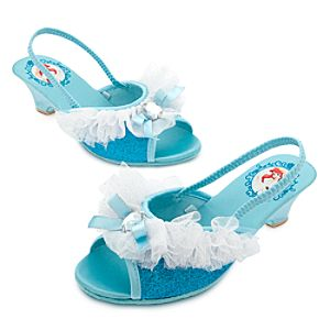 Ariel Dressy Slippers for Girls