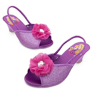 Rapunzel Dressy Slippers for Girls