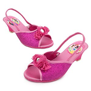 Disney Princess Dressy Slippers for Girls