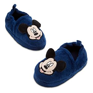 Mickey Mouse Slippers for Boys