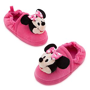 Minnie Mouse Slippers for Girls